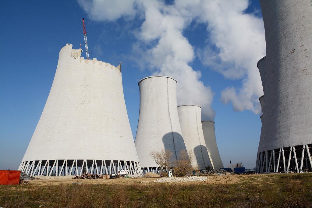 jaderná energie - Energia.sk: Jaslovské Bohunice: Panoráma s ôsmimi vežami elektrárne sa viditeľne zmenila - Back-end (gsc 8471 1024) 3