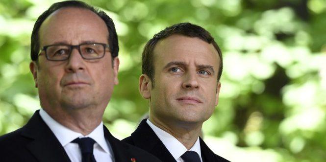 Podle Macrona Francie dosáhne redukce emisí díky OZE i jádru
