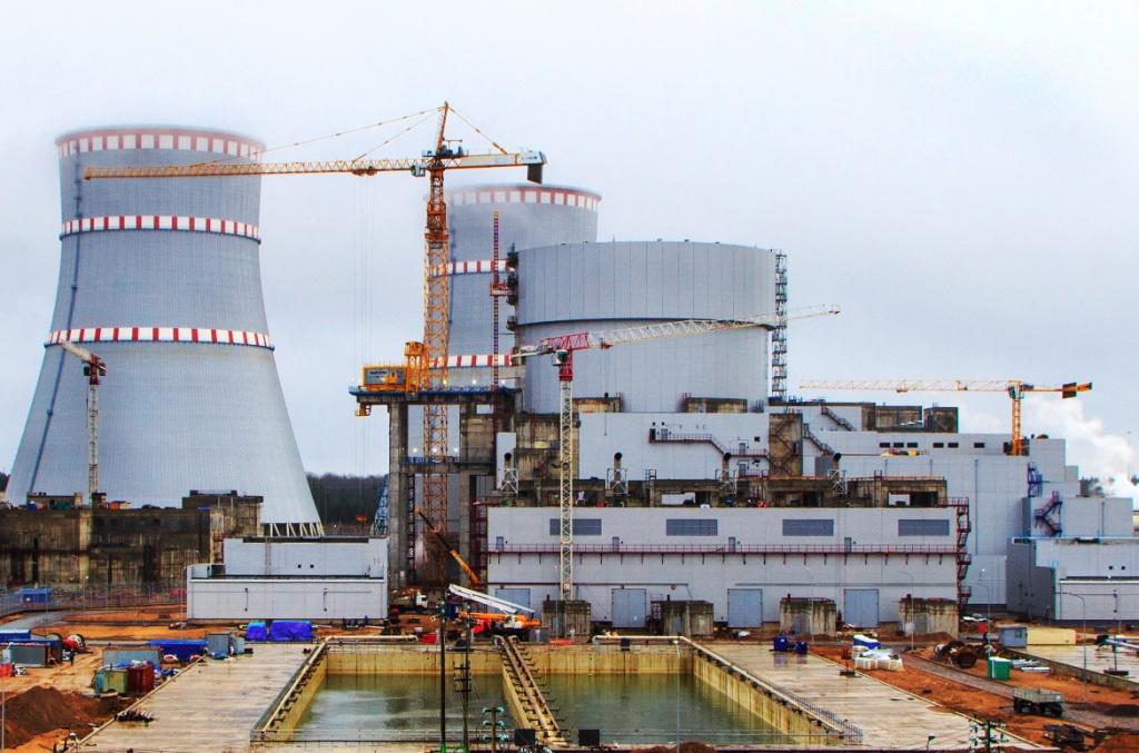 jaderná energie - V Rusku začalo spouštění dalšího bloku generace III+ - Nové bloky ve světě (laes 1024 1) 3