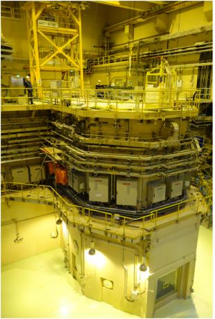 jaderná energie - Mezinárodní skupina IAG doporučuje využívání velkých jaderných reaktorů - Ve světě (nuclearreactor) 1