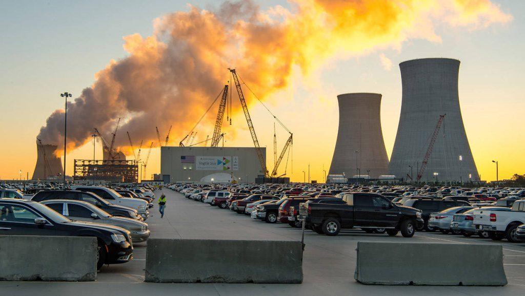 jaderná energie - AP1000: Vogtle a Saúdové - Nové bloky ve světě (5170095 web0 1211Vogtle 1024) 1