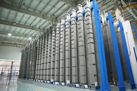 Čínský závod vyrábí palivo pro další zavážky do reaktorů AP1000