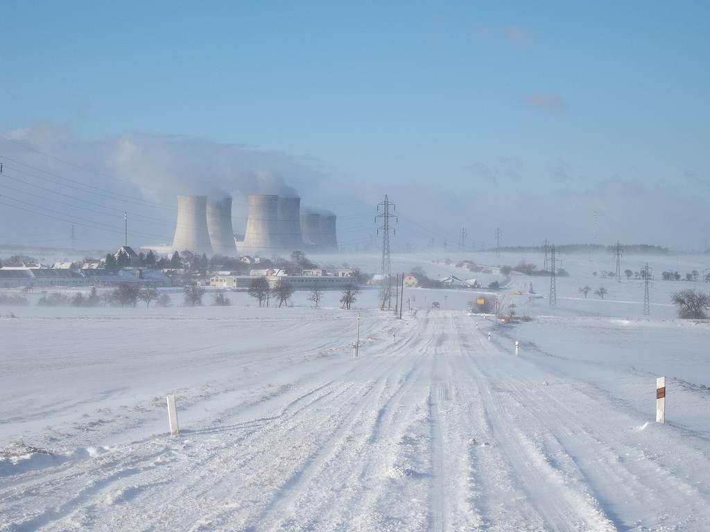 jaderná energie - Jaderné elektrárny zvýšily výrobu o patnáct procent - V Česku (DSCN1101 1024) 1