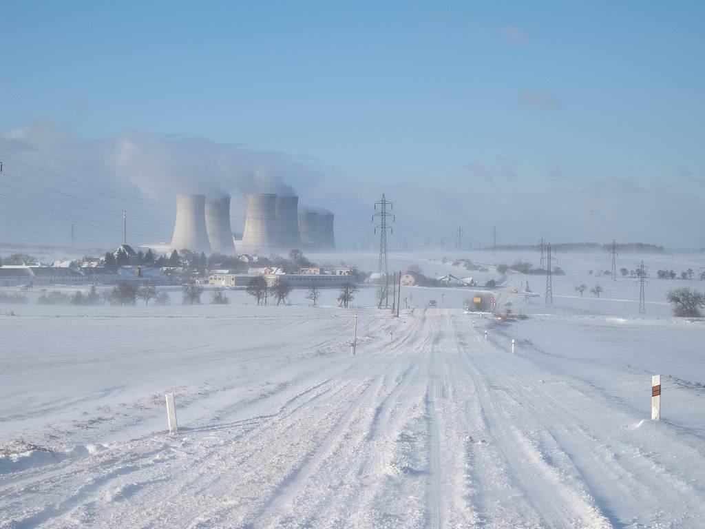 jaderná energie - Jaderné elektrárny zvýšily výrobu o patnáct procent - V Česku (DSCN1101 1024) 2