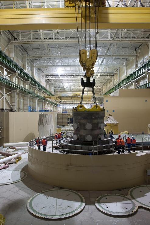 jaderná energie - Euro: Zkažená mochovecká směs - Nové bloky ve světě (ENEL MOCHOVCE TLAKOVA NADOBA PRESS 53 of 56 740) 2