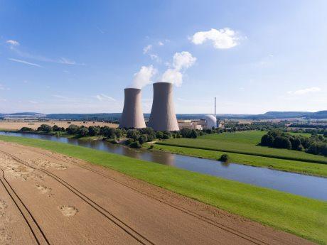 jaderná energie - Konsorcium pod vedením společnosti GNS vyhrálo německý kontrakt ohledně vyřazování z provozu - Ve světě (Grohnde 460) 2