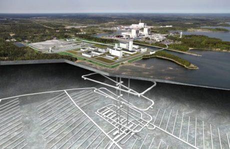 jaderná energie - Švédské úložiště získalo kladné stanovisko od švédského regulačního úřadu - Ve světě (Swedish used fuel repository design 460 SKB) 1