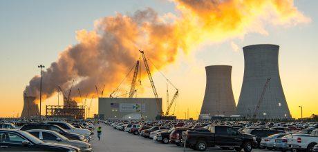 jaderná energie - Komise PSC ve státě Georgia schválila dokončení JE Vogtle - Nové bloky ve světě (Vogtle Nov 17 460) 1