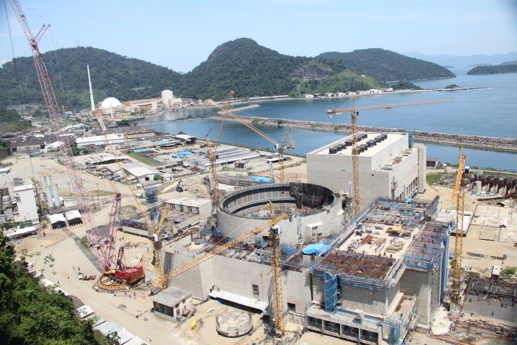 jaderná energie - Brazílie má problém se získáváním investorů pro dokončení JE Angra - Nové bloky ve světě (angra 3 ou 13 eletronuclear) 3