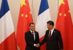 Čína chystá zakázku pro Arevu i dovoz francouzského hovězího