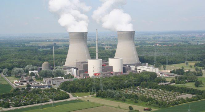 Trvalé odstavení německého reaktoru