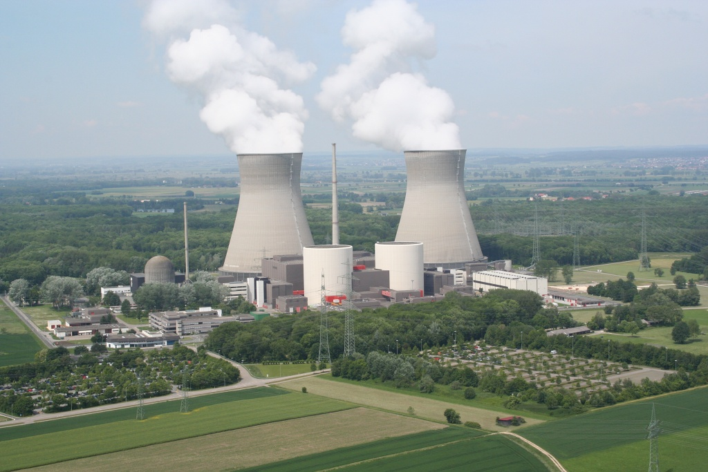 jaderná energie - Trvalé odstavení německého reaktoru - Back-end (blob 1024) 2