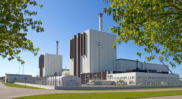 jaderná energie - Euro: Švédský recept na zelenou budoucnost: Reaktory na 60 let a větrné turbíny - Ve světě () 1