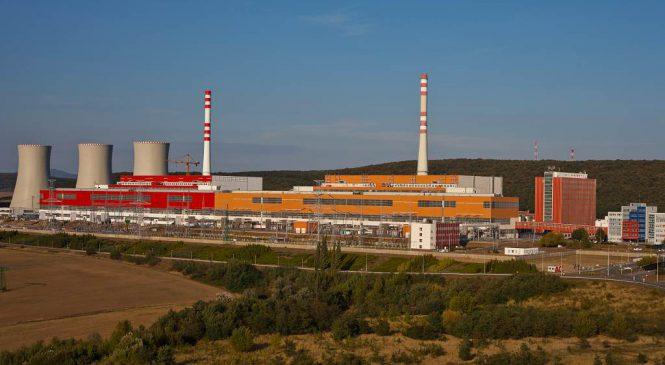 Energia.sk: Na treťom bloku v Mochovciach začala úvodná fáza studených hydroskúšok