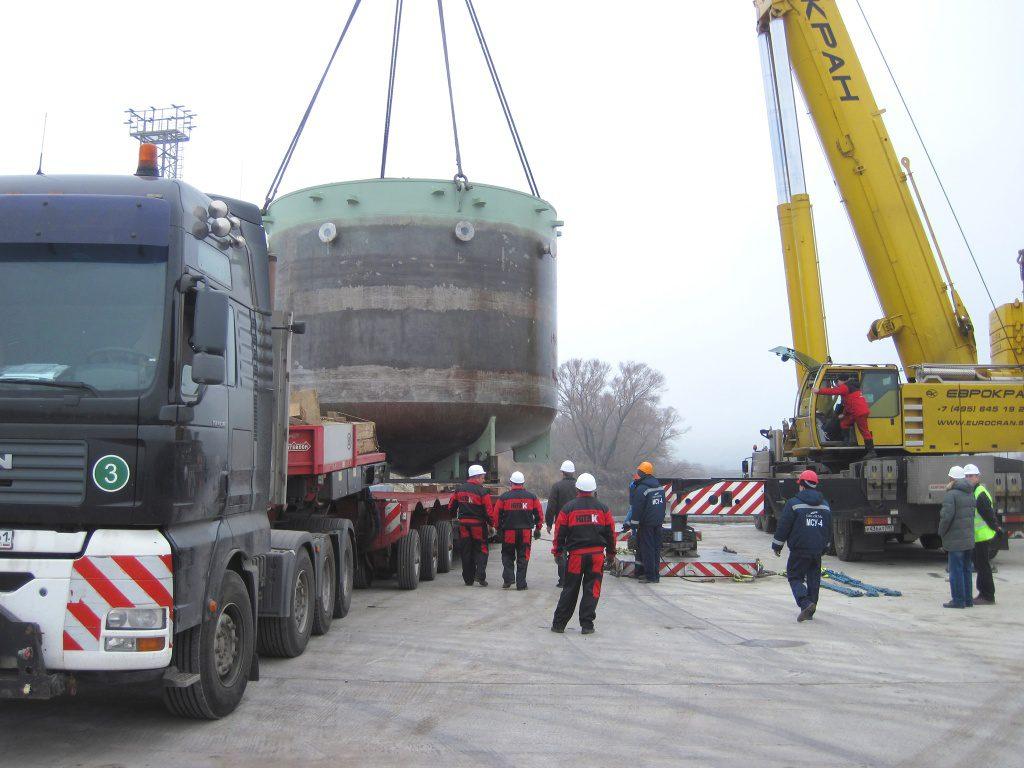 jaderná energie - Zakázka na lapač taveniny pro JE Akkuyu byla udělena - Nové bloky ve světě (lapac pro novovoronezskou 2 1024) 1