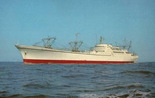 Pět rychlých faktů o nákladních lodích s jaderným pohonem