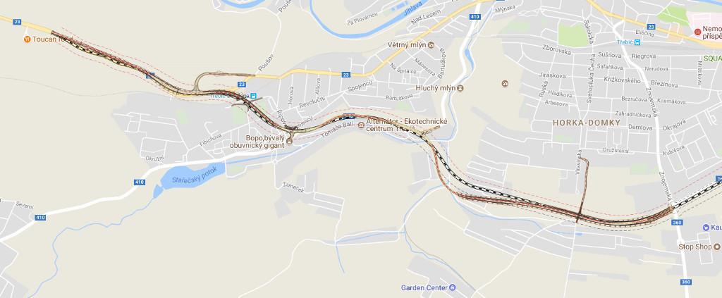 Třebíčský deník: Nejvyšší tunel Evropy plánují v Třebíči. Pro obří náklad