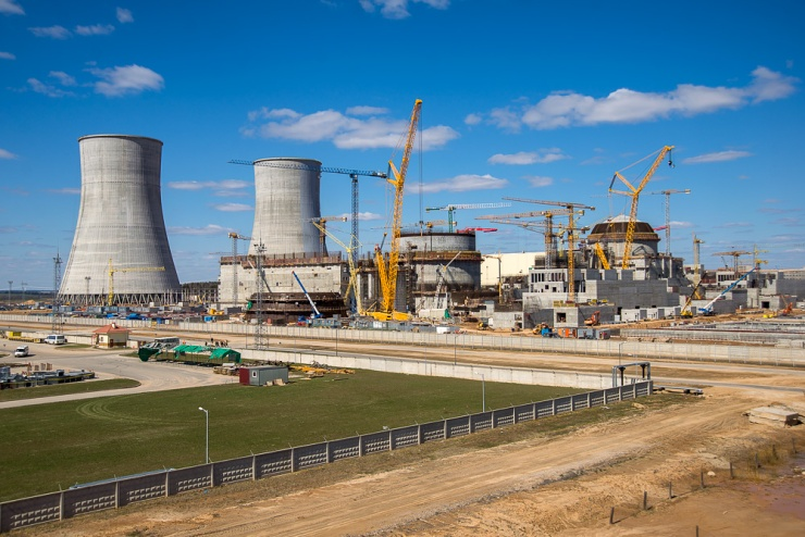 jaderná energie - ČRo: Běloruští vědci chtějí využít jadernou elektrárnu k těžbě kryptoměn - Ve světě (staveniste 2017 740) 1