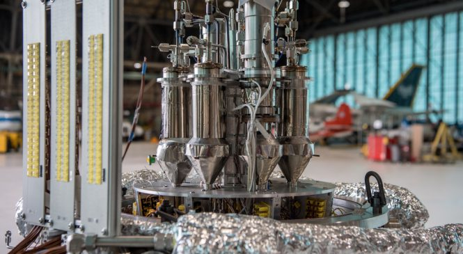 NASA testuje malý jaderný reaktor pro napájení mise na Mars