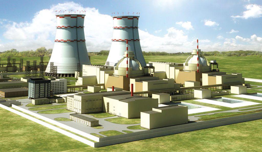 jaderná energie - Rosatom plánuje jadernou elektrárnu vSúdánu, dohoda o výstavbě již byla podepsána - Nové bloky ve světě (vver toi 1024) 1