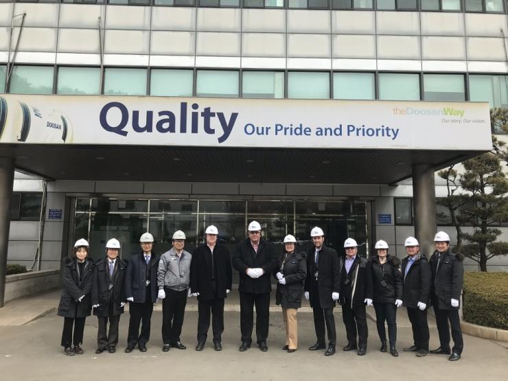 Energetické Třebíčsko na pracovní misi v Jižní Koreji