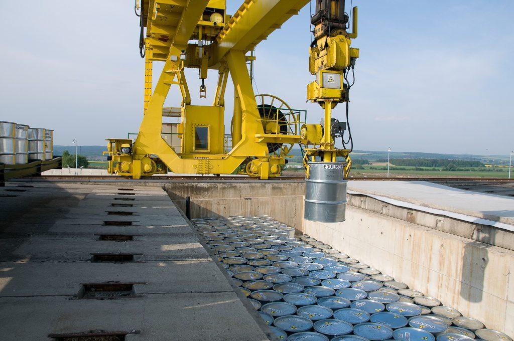 jaderná energie - Připomeňme si jak je to s radioaktivním odpadem aneb Kam s ním 1 - Back-end (DSC0191 1024) 1
