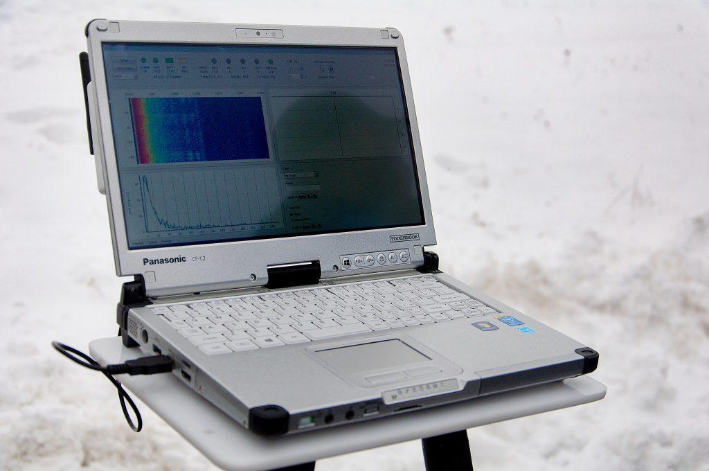 jaderná energie - Nuvia předvedla systém pro přesné měření radiace pomocí dronu - V Česku (DSC 7292 1024) 5