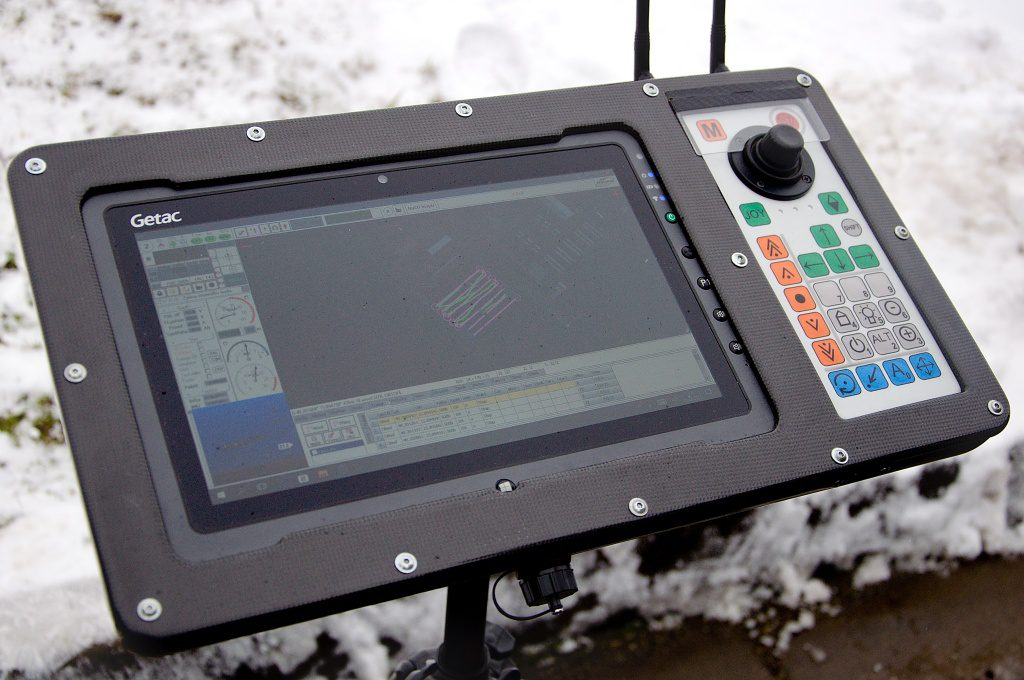 jaderná energie - Nuvia předvedla systém pro přesné měření radiace pomocí dronu - V Česku (DSC 7293 1024) 4