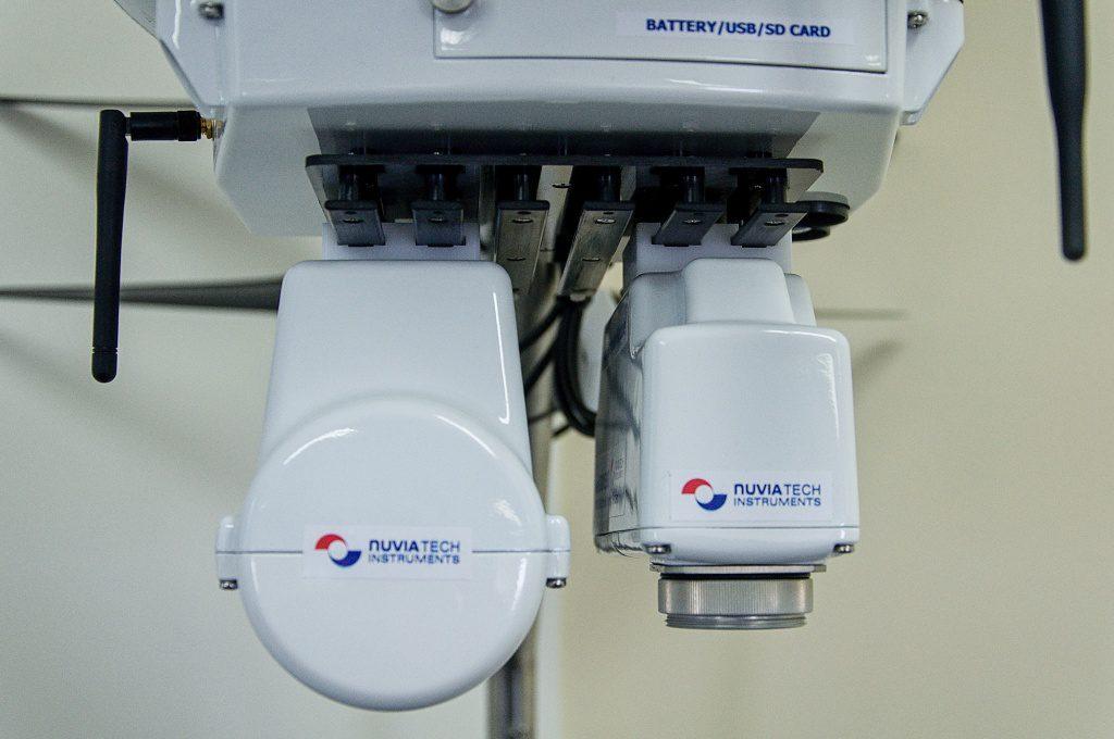 jaderná energie - Nuvia předvedla systém pro přesné měření radiace pomocí dronu - V Česku (DSC 7345 1024) 3