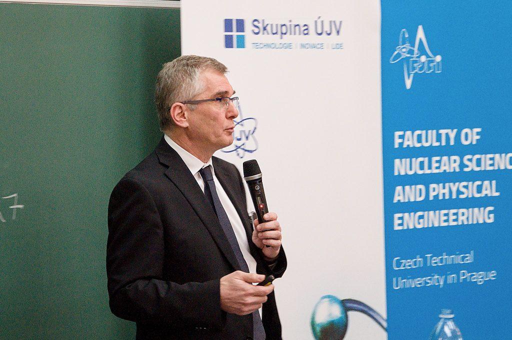 jaderná energie - Konference SMR 2018: Český malý jaderný reaktor žádá o patent - Inovativní reaktory (DSC 7641 1024) 1