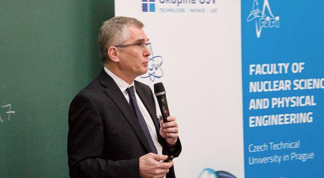 Konference SMR 2018: Český malý jaderný reaktor žádá o patent