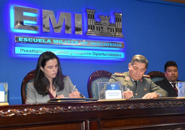 jaderná energie - Bolívie připravuje výstavbu centra jaderných technologií - Věda a jádro (ECO 4 F1 convenio ABen) 1