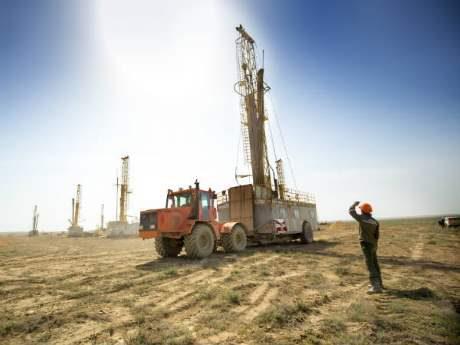 jaderná energie - Produkce kazašského dolu Inkai stále stoupá - Ve světě (Inkai ISR Cameco 460) 1