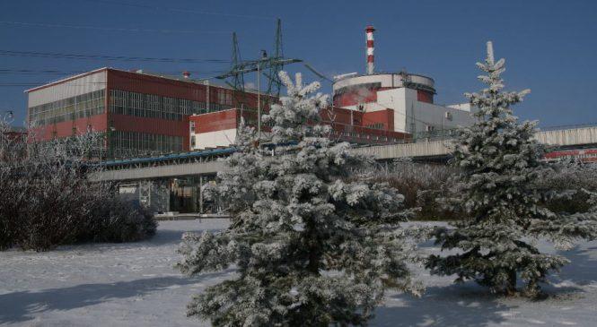 Temelín vyrábí díky mrazům víc elektřiny