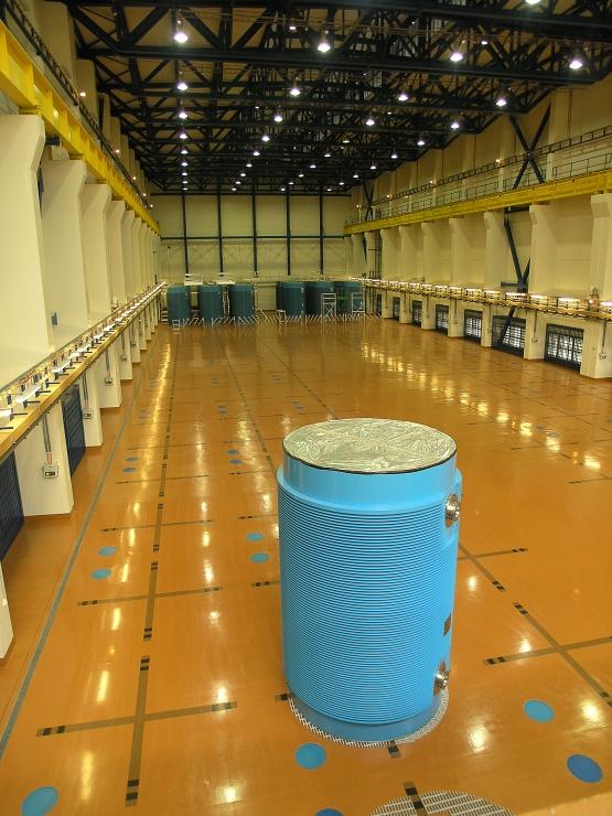 jaderná energie - Připomeňme si jak je to s radioaktivním odpadem aneb Použité jaderné palivo - Back-end (Letní univerzita EDU 14 9 2012 81 740) 1