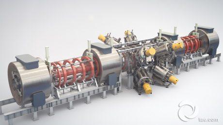 jaderná energie - Fúzní zařízení Norman dosáhlo milníku - Ve světě (Norman 460 TAE Technologies) 1