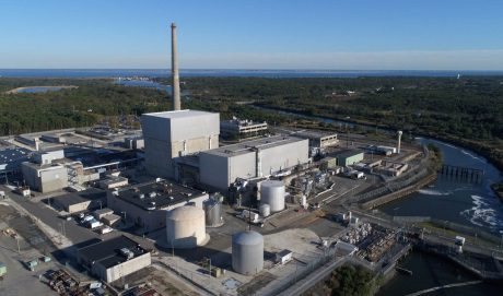 jaderná energie - Datum uzavření JE Oyster Creek bylo přesunuto na dřívější termín - Ve světě (Oyster Creek 460 Exelon Generation) 1