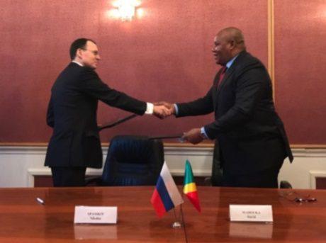 jaderná energie - Spolupráce Ruska a Konga v oblasti jaderné energie - Ve světě (Rosatom Congo February 2018 460 Rosatom) 1