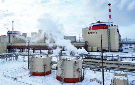 jaderná energie - Čtvrtý blok ruské JE Rostov vstoupil do pilotního provozu - Nové bloky ve světě (Rostov 4 460 Rosatom) 1