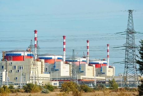 jaderná energie - Ruský prezident se zúčastní připojení čtvrtého bloku JE Rostov k síti - Nové bloky ve světě (Rostov NPP units 1 4 460 Rosatom) 2