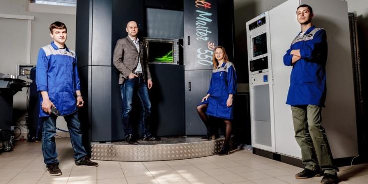 jaderná energie - Rosatom založil společnost pro 3D tisk pro jádro - Ve světě (StranaRosatom 21.04.2016 ЦНИИТМАШ 3D притер HR 011) 1