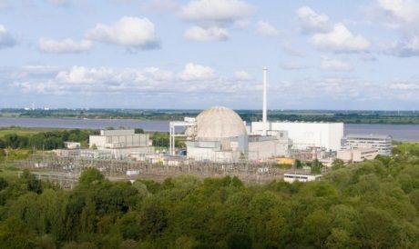 jaderná energie - JE Unterweser obdržela souhlas s vyřazením z provozu - Ve světě (Unterweser 460 PreussenElektra) 1