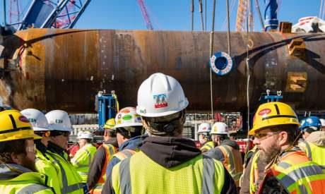 jaderná energie - Spojené státy americké prodlouží lhůtu pro daňové úlevy v oblasti jaderné energie - Nové bloky ve světě (Vogtle pressuriser briefing 460) 1