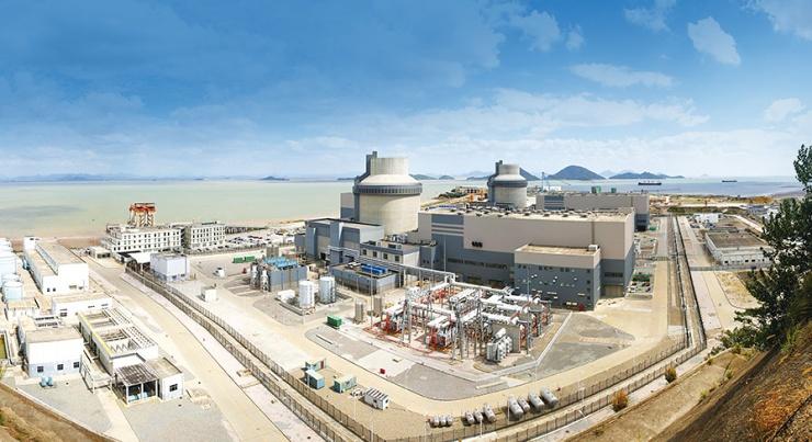 jaderná energie - Čínské AP1000 jsou zatím bez paliva - Nové bloky ve světě (W020170519588016320702 740) 1