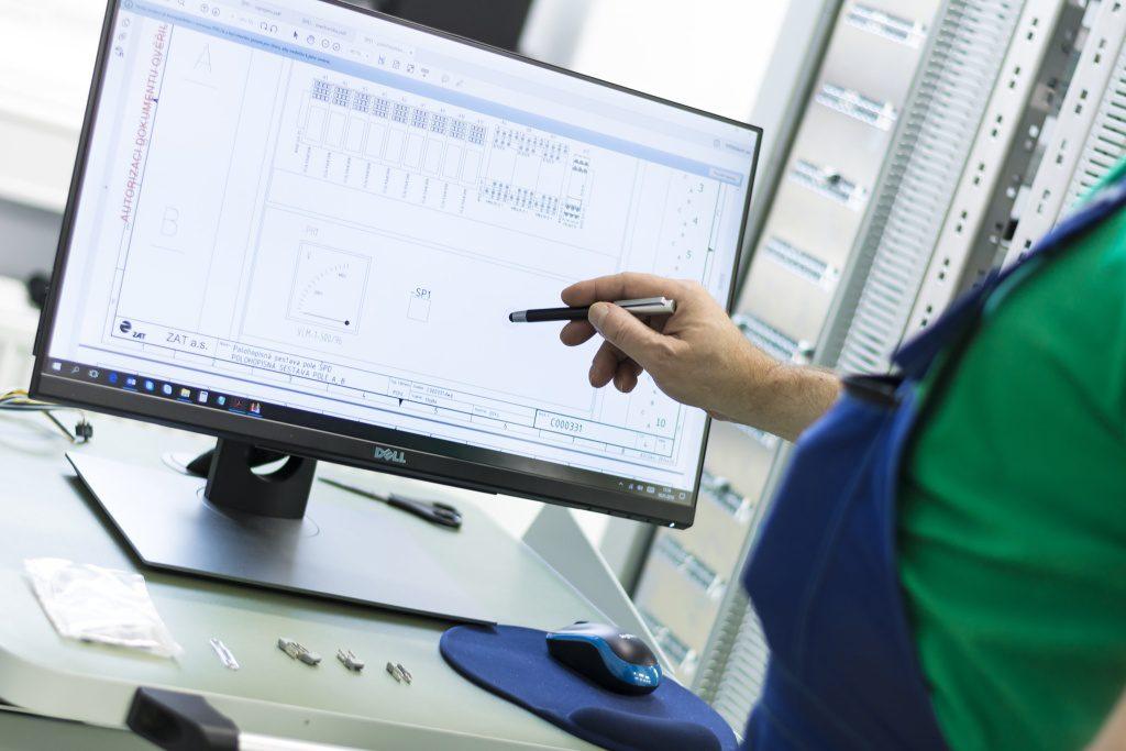 jaderná energie - Novinky vřídicích systémech pro energetiku a průmysl pro rok 2018 - V Česku (ZAT směřuje k výrobě bez papírové dokumentace 1024) 5