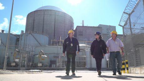 jaderná energie - Agentura MAAE provedla přezkum provozní bezpečnosti u 200. jaderné elektrárny - Ve světě (almaraz osart mission) 1