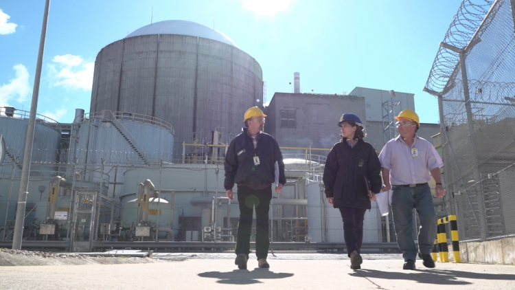 Agentura MAAE provedla přezkum provozní bezpečnosti u 200. jaderné elektrárny