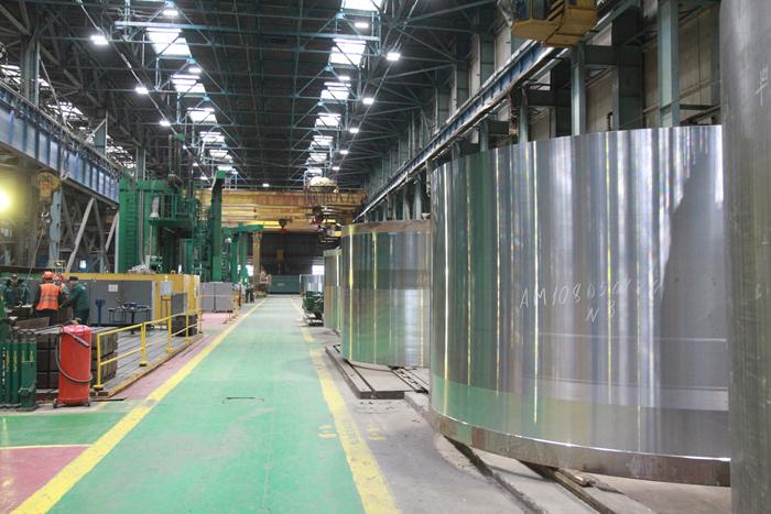 Atomenergomaš začal vyrábět komponenty pro JE Kurská II s reaktory VVER-TOI