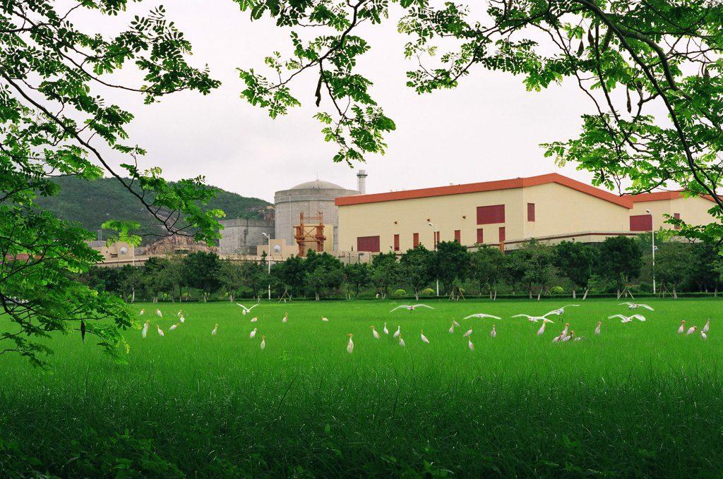 jaderná energie - Čínská JE Daya Bay použila 3D tištěný díl - Ve světě (daya bay 1a2 03 1024) 1