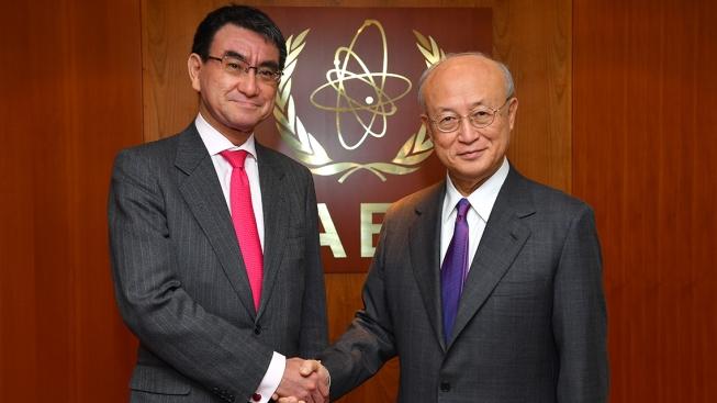 MAAE pomůže Japonsku se zabezpečením olympijských her vTokiu